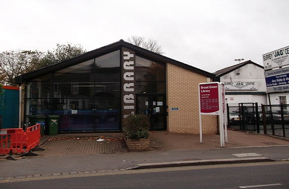 broad green library